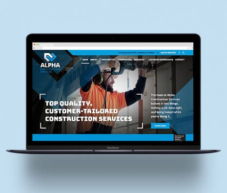 professional builders website