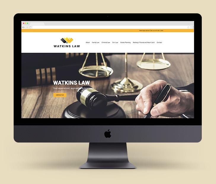 Watkins Law - locally owned law firm